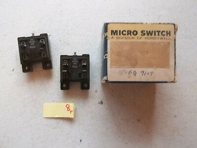 Lot Of 2 New Micro Switch Miniature Switch Lsz3a 169-3