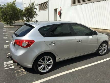 Kia Cerato 2011 SiL top of the range, great condition.