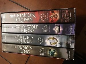 The seven realms book set