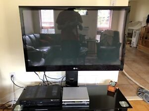 LG Plasma TV 42 Inch WITH STAND