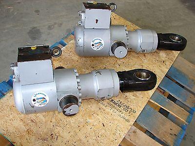 New Hanchen Servo Hydraulic Cylinder Hydraulik-zylinder Servozylinder Rexroth