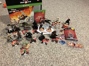 Xbox one Disney infinity Star Wars