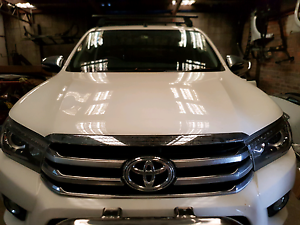 2016 hilux roll bar Ryde Ryde Area Preview