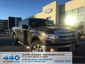 2014 Ford F-150 | XTR 5.0L 4X4, 302A, JAMAIS ACCIDENTÉ