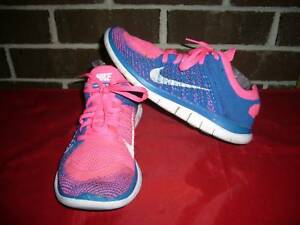 f9146d1b91ac6 NIKE FREE 4.0 FLYKNIT WOMENS RUNNING TRAINING SHOES SIZE EUR 39