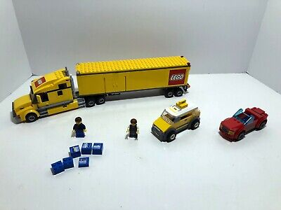 LEGO Town: City LOT:  LEGO Truck 3221 +  Taxi only from 7937 + sports car 8402