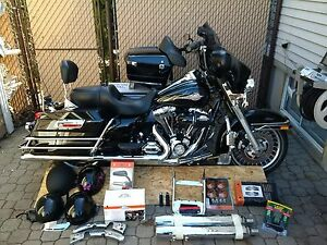 Harley davidson Electra Glide  classic 2011