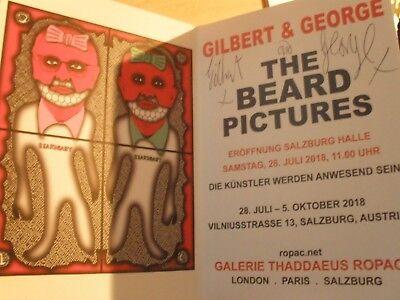 original Gilbert & George  - Kunst