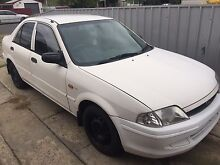 1999 Ford Laser Bellbird Cessnock Area Preview
