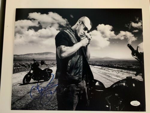Sons of Anarchy Theo Rossi Autographed Signed 11x14 Photo JSA COA #1