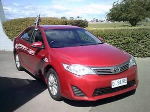 2013 Toyota Camry Sedan Launceston Launceston Area Preview