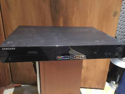 Samsung DVD Recorder PVR.