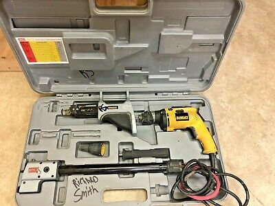 Dewalt Dw255 Vsr Drywall Screwdriver W Durspin Accessories Hard Case