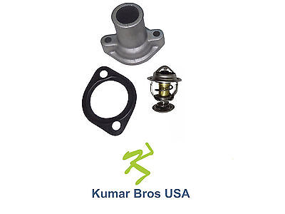 New Kumar Bros Usa Thermostat Cover Thermostat Gasket For Bobcat 331