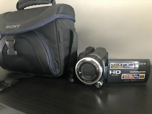 Camera Sony HDR-XR550