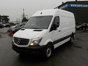 2015 Mercedes-Benz Sprinter 2500 High Roof 144-in. WB Cargo Van