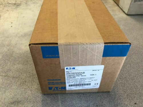 Eaton AN16GNOAB Size 2 Starter New In Box AN16GN0AB