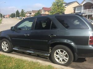 2005 ACURA MDX WITH TECH PKG
