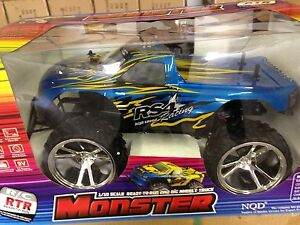 1:10 Scale RC Remote Control RTR MONSTER Truck - NEW