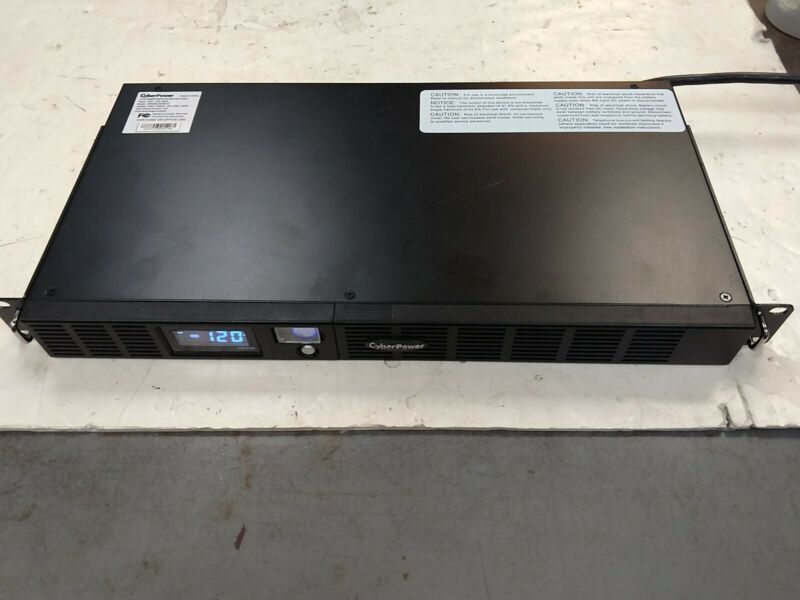 Cyber Power OR700LCDRM1U UPS