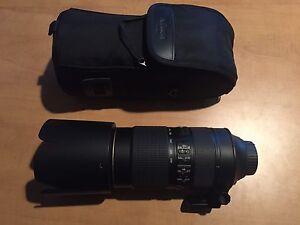 Nikon 80-400mm f/4.5-5.6G ED VR AF-S NIKKOR Lens