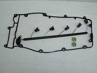 DISCOVERY 2 & DEFENDER TD5 FUEL INJECTOR HARNESS & ROCKER COVER GASKET 98 > 01