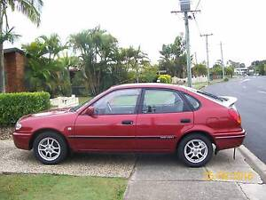 TOYOTA COROLLA HATCH IN GOOD CONDITION **REDUCED PRICE*** Bray Park Pine Rivers Area Preview