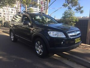 Holden Captiva MY10 Rego till August 7 Seater with Sunroof Waterloo Inner Sydney Preview