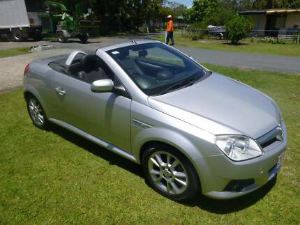 HOLDEN TIGRA CONVERTIBLE Toorbul Caboolture Area Preview