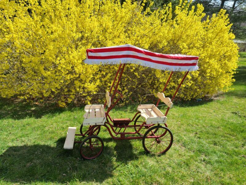 Art Linkletter Gym Dandy Surrey Pedal Car