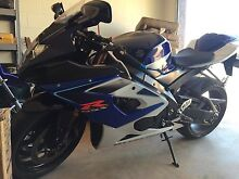 K5 GSXR-1000 Adelaide River Finniss Area Preview