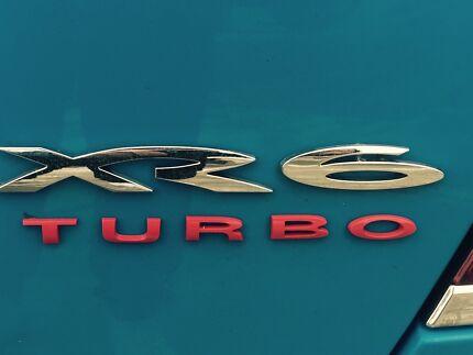 2007 Ford Falcon Sedan Coburg Moreland Area Preview