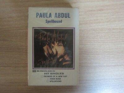 PAULA ABDUL - Spellbound RARE Korea Edition Factory Sealed Cassette Tape
