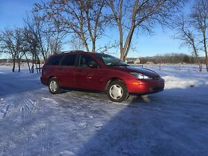 2004 Ford Focus **safetied with 2 sets of tires/rims***