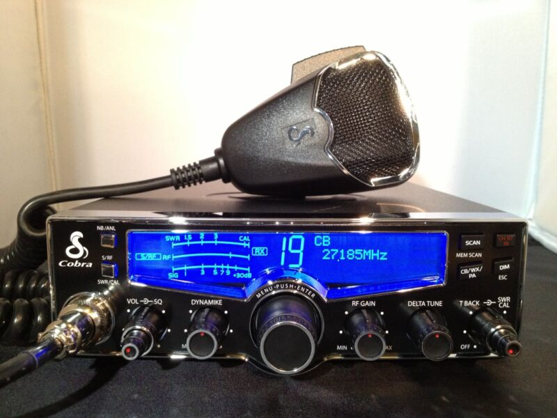 Cobra 29 LX CB Radio Cobra 29lx NEW Stock Radio - View Description For Upgrades
