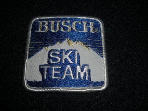 Busch Ski Team 1980