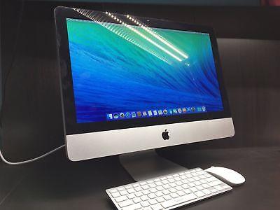 """Apple iMac 21.5"""" Mac Desktop / 3 Year Warranty / 3.06GHz / OS-2018 / 500GB HD!"""