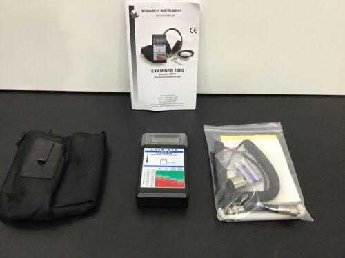 MONARCH, Examiner 1000 ,Vibration Tester