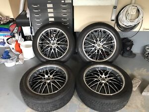 20' rims&tires Great Condition!! 5x114.3