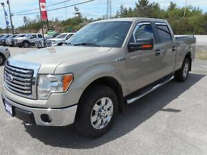 "2010 Ford F-150 4WD SuperCrew 157"" X"