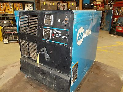 Miller Cp-302 Arc Welding Power Source Mig Flux-core