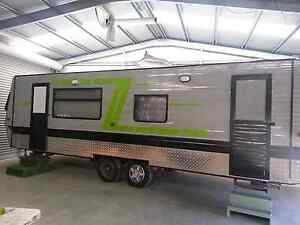 25 foot Viscount Caravan Sunbury Hume Area Preview