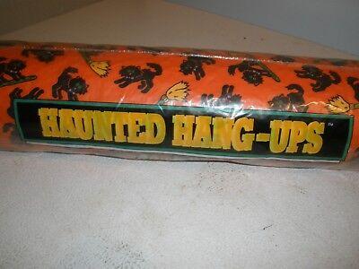 NEW Haunted Hang-Ups Halloween Decorating for Windows, Covers, Doors, Etc 36