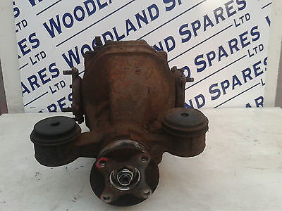 LEXUS IS 200 DIFFERENTIAL OPEN 2000