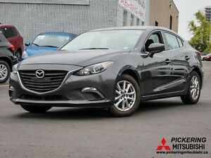 2016 MAZDA 3 GS BLUETOOTH/HEATEDSEATS/PUSHTOSTART