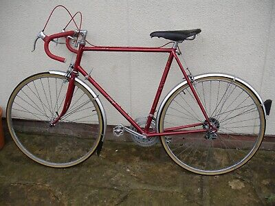 Gents Vintage/Retro Raleigh Clubman Cycle
