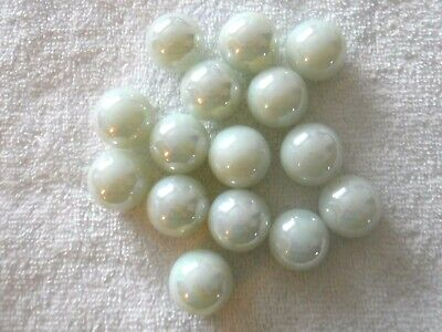 15 LUSTER WHITE PEARL SHOOTERS - USA (Shooters Usa)