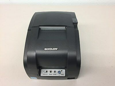 Samsung Bixolon Srp-275iiia Pos Printer Usb Serial Blknew