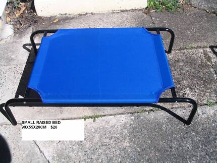 NEW RAISED METAL Pet /Dog Puppy BEDS/trampoline–FROM $20-3 SIZES