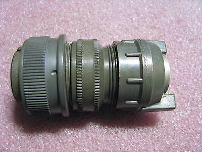 Bendix Connector Part 10-72622-22s Nsn 5935-00-812-7515